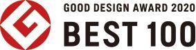 GOOD DESIGN AWARD 2020 BEST 100